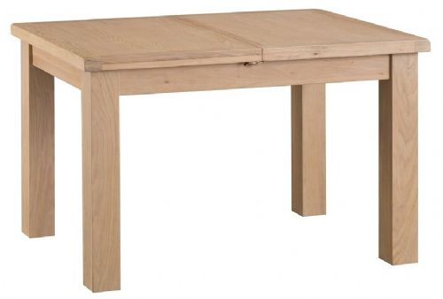 Oxford Oak 1.25 Butterfly Extending Table